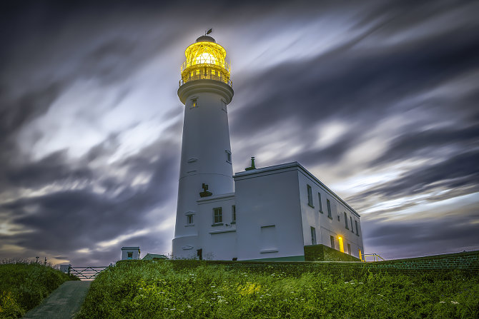 WS31 Flamborough Lighthouse