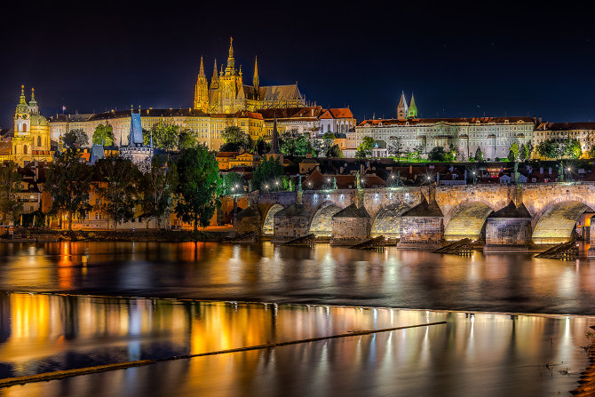 WS34 Prague by Night