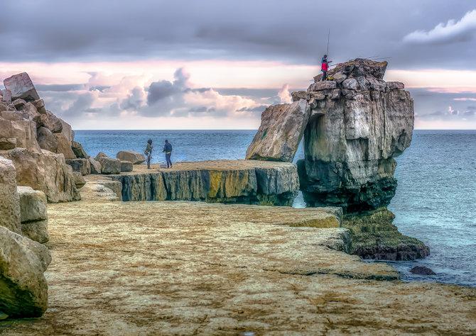 WS36 Pulpit Rock Dorset