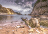 WS3 Man O' War Bay Dorset