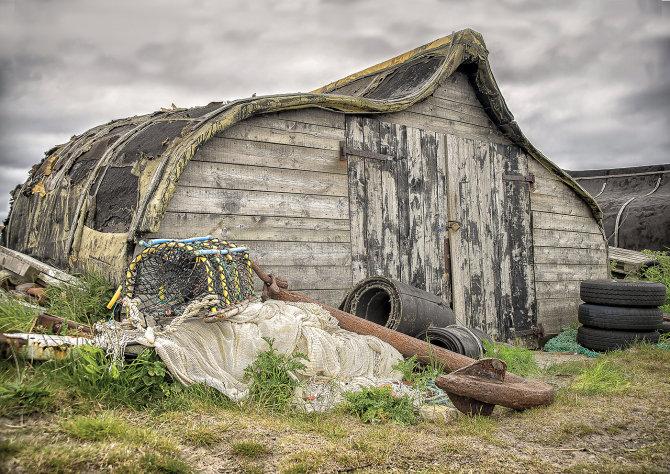 WS5 Fishing Hut