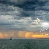 011.Storm at Sea