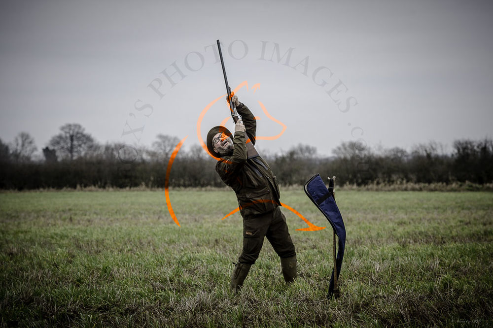Wilstead Beaters Day 25th Jan 2020-8215
