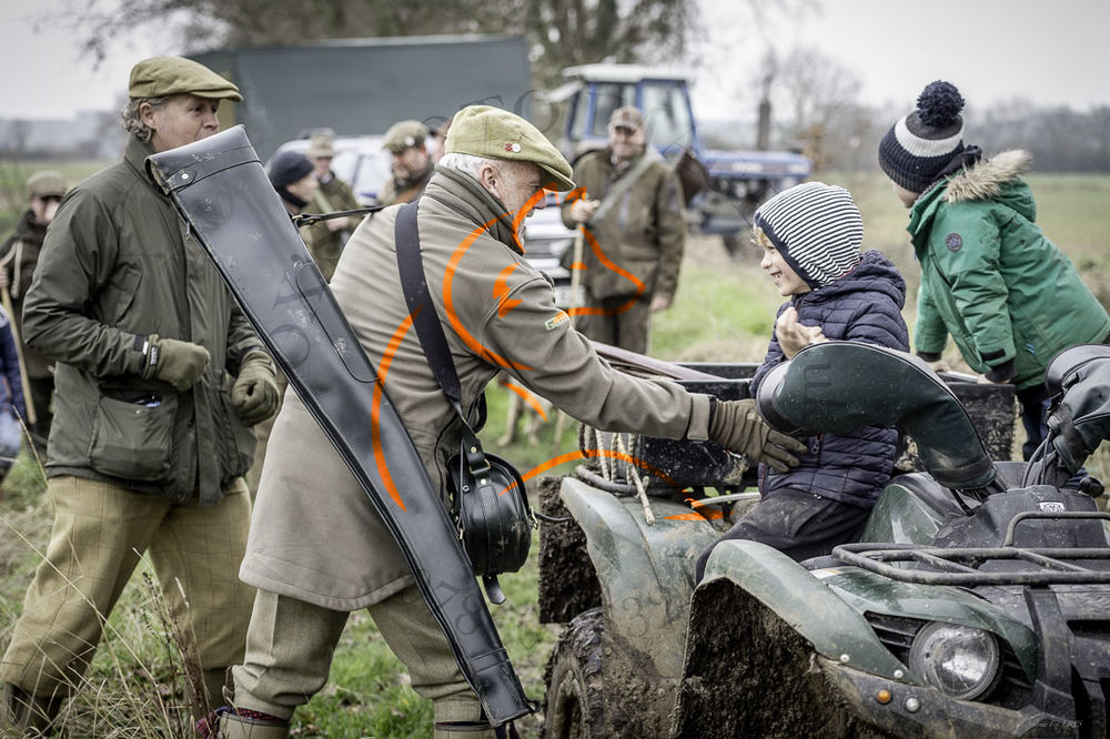 Wilstead Beaters Day 25th Jan 2020-8321