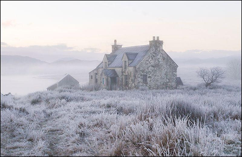 Arivruach- very frosty