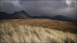 Black Cuillin above Glenbrittle