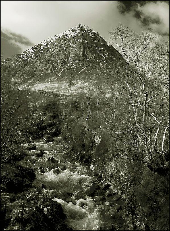 Buchaille Etive Mor, Glencoe
