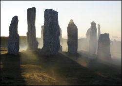 Callanish Stones by Ron