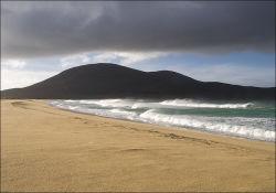 Ceapabhal and Scarista beach, Harris