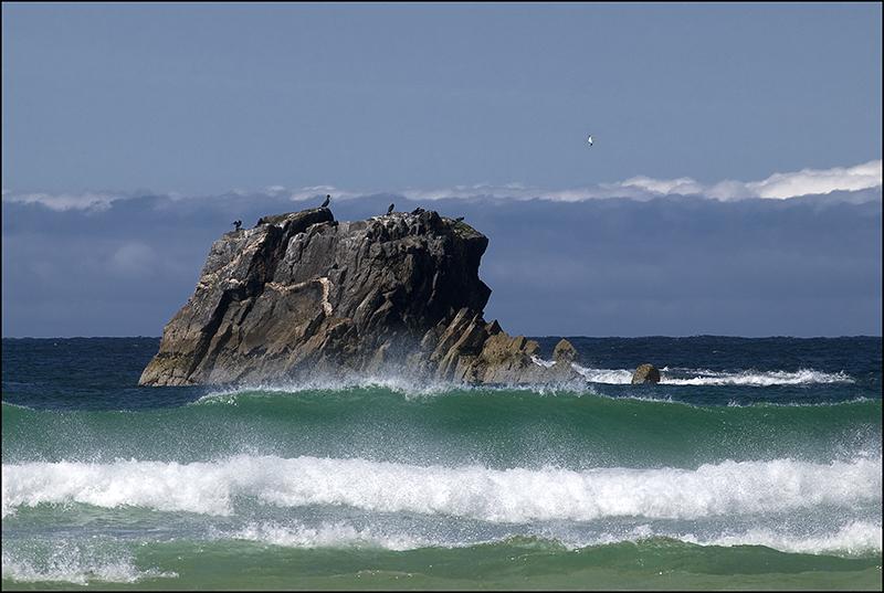 Rock at Mangersta