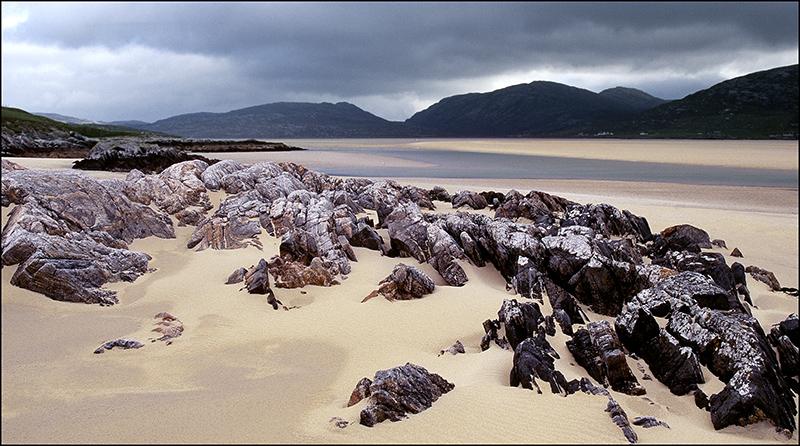 Rocks at Luskentyre