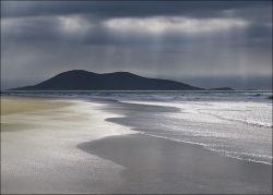 Silver Sea at Luskentyre