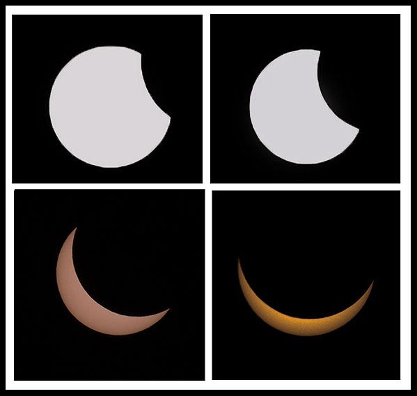Partial Solar Eclipse - 2015