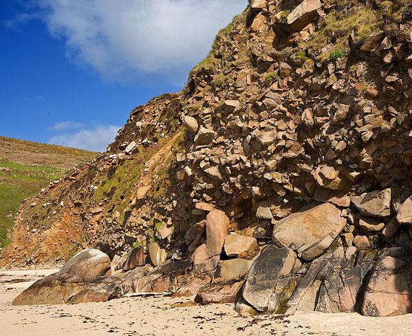 Raised Beach / Portheras Cove  - 1 (S16)