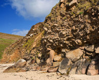 Raised Beach / Portheras Cove  - 1 (S11)