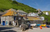 Port Isaac - Fish Cellars