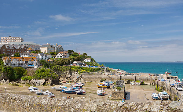 Newquay Harbour - 1