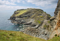 Westside Cove / Tintagel Island