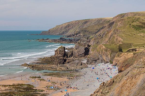 Sandy Mouth Beach