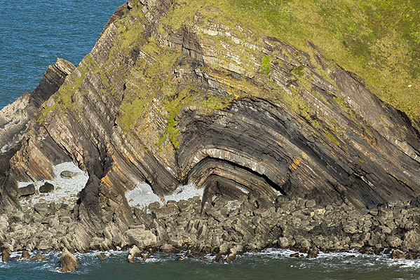 Folds - Chapman Point