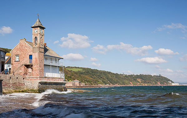 Kingsand Clock Tower