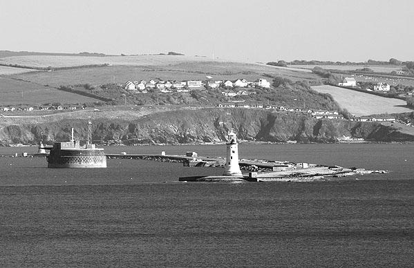 Plymouth Breakwater / Fort