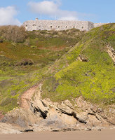 Tregantle Fort / Beach