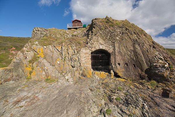 Sharrow Grotto