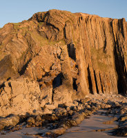 Anticline - Bude (S1)