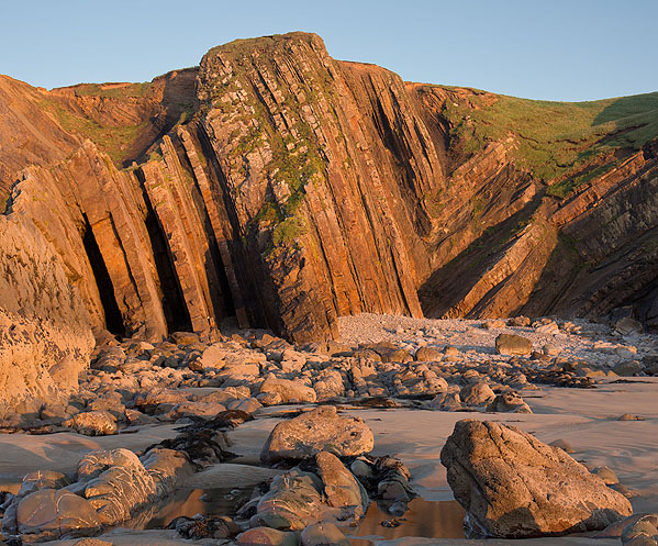 Pearces Cove Syncline - Bude (S6)