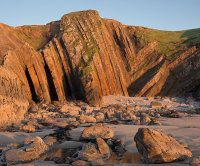 Pearces Cove Syncline - Bude (S1)