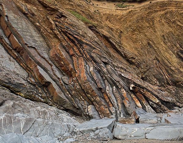 Folds - Jangye-ryn Cove (S17)