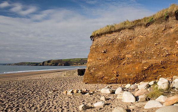 Periglacial Cliffs - Praa Sands (S16)