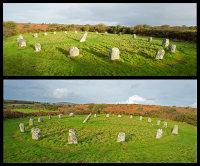 Boscawen - Un  /  Stone Circle