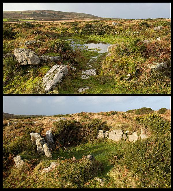 Bodrifty Iron Age Settlement.
