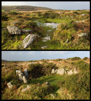 Bodrifty Iron Age Settlement.