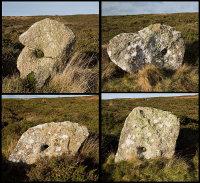 Tregeseal Holed Stones - 2