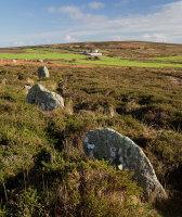 Tregeseal Holed Stones - 1