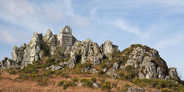 Roche Rock Chapel - 2