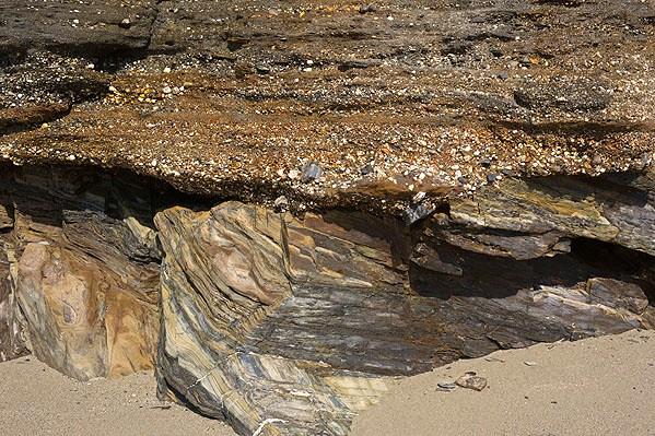 Raised Beach - Pendower Beach. 2 (S21)