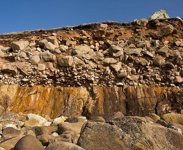 Raised Beach - Maen Dower (S12)