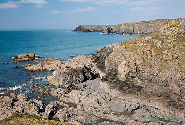 Caerthillian Cove - 2