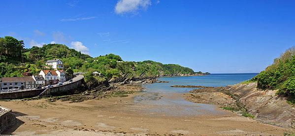 Coombe Martin Beach