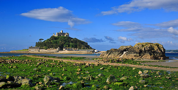 St Michael's Mount / Chapel Rock