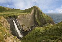 Speke's Milll Waterfall - 1