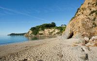 Du Porth Beach