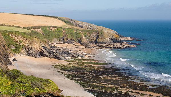 Porthbeor Beach - 2
