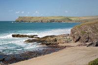 Purple and Green Slates - Greenaway Beach