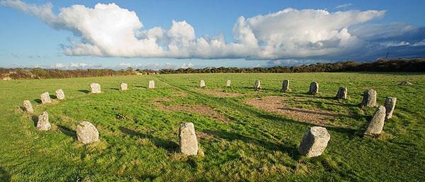 Merry Maidens - Stone Circle