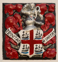 Lizard Lighthouse - Trinity House Coat of Arms